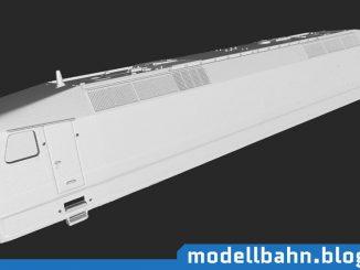 3D Datensatz eines Kunststoffgehäuses