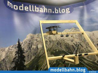 Bergstation der Seilbahn