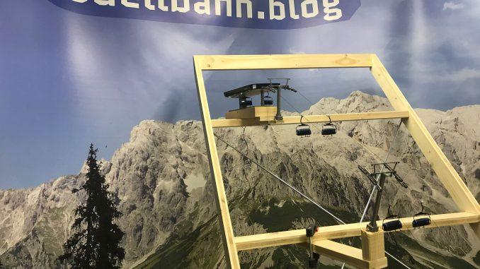 Baubericht Alpendiorama Teil 2 Ausrichtung Der Stationen Und Stutzen Sowie Erster Probebetrieb