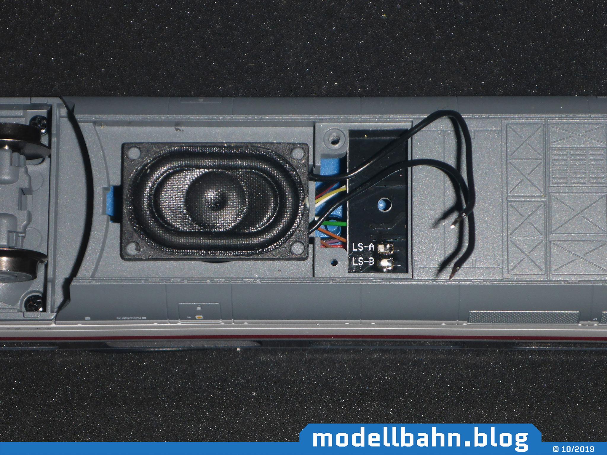 Piko 58593 - ICE4 Ergänzungswagen mit eingebautem Zusatzlautsprecher