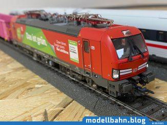 "Roco Vectron DB AG BR193 ""Das ist grün"""